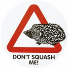 Dont Squash Me Sticker