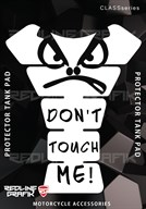 Don't Touch Me Tank Pad
