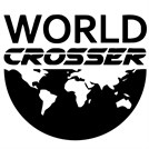 World Crosser Etiket Sticker
