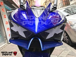 YAMAHA R25 FAR STİCKER